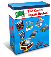 Credit Repair Doctor box