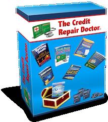Credit Repair Doctor box