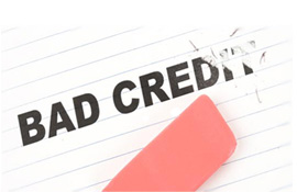 Delete bad items from credit report