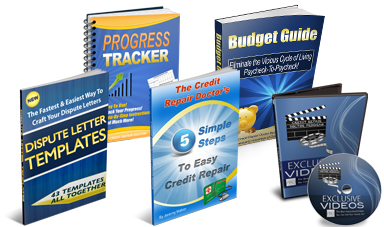 credit repair doctor product bundle