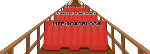 credit Roadblocks
