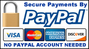 Secured Payments through Paypal